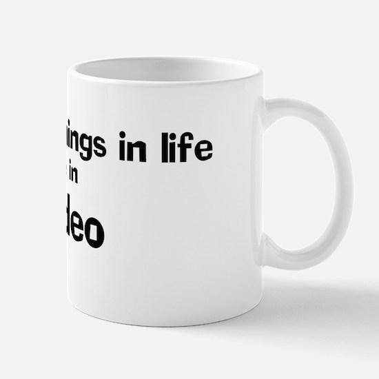 Rodeo: Best Things Mug