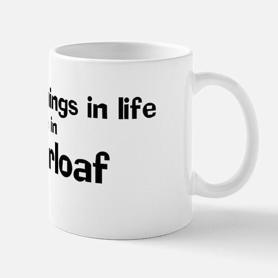 Sugarloaf: Best Things Mug