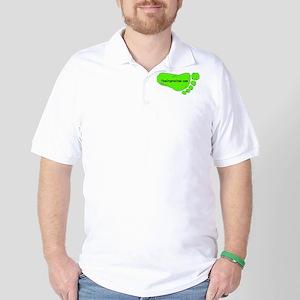 TCC Track logo Golf Shirt