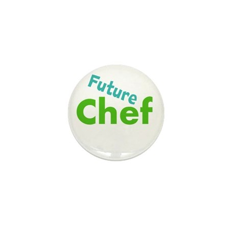 Future Chef Mini Button