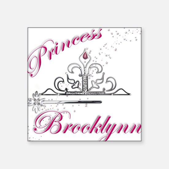 Brooklynn Square Sticker