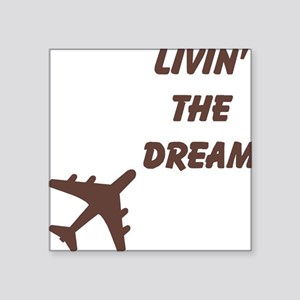 Living The Dream Airplane Women's