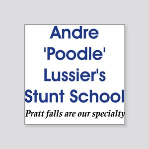 'Poodle' Lussier - Slap Shot