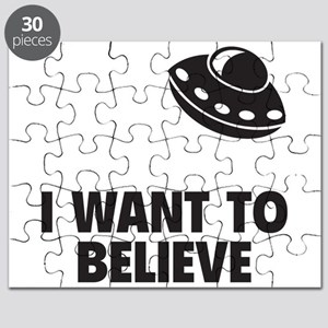 I Want To Believe Puzzle