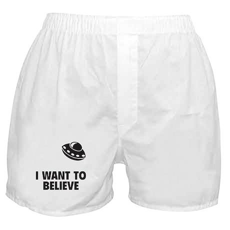 Believe This! Crederci! Boxer Shorts Boxer wvEcfFp