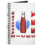 Ketchup Kicks Ass Journal