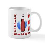 Ketchup Kicks Ass Mug