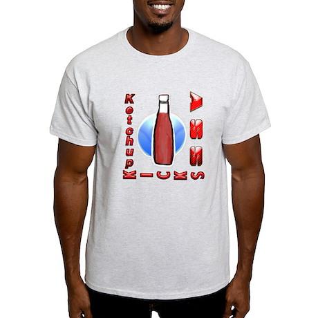 Ketchup Kicks Ass Light T-Shirt