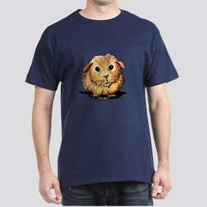 Golden Guinea Pig Dark T-Shirt