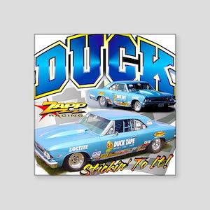 Zapp Chevelle Square Sticker