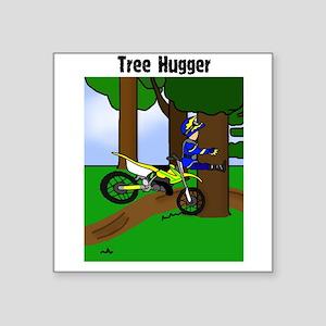 MX Tree Hugger Square Sticker