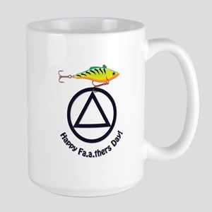 AA Fathers Day - Large Mug