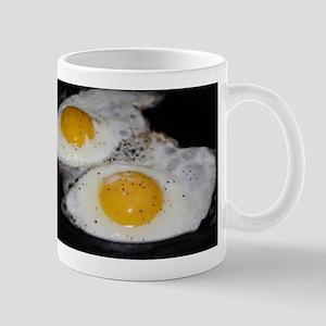 Fried Eggs eggs over easy Mug