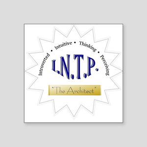 INTP Square Sticker