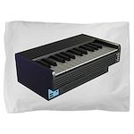 Console Piano Pillow Sham