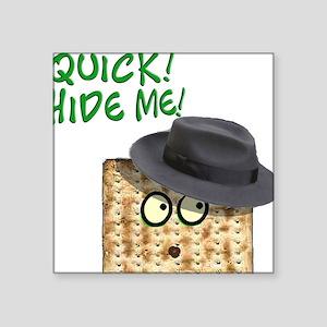 Passover Square Sticker