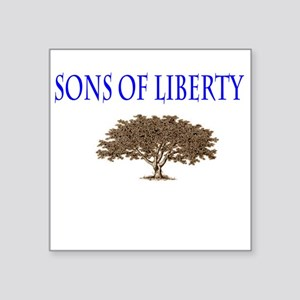 Sons of Liberty Square Sticker
