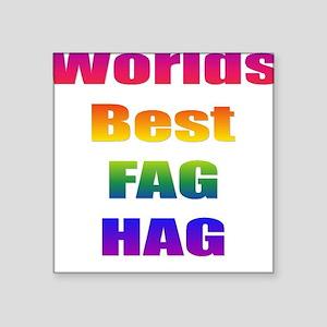 LGSR Square Stickerworlds best hag)