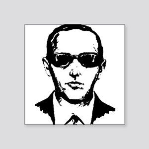 D.B. Cooper Square Sticker
