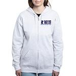 MASlogo copy Women's Zip Hoodie