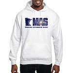 MASlogo copy Hooded Sweatshirt