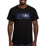 MASlogo copy Men's Fitted T-Shirt (dark)