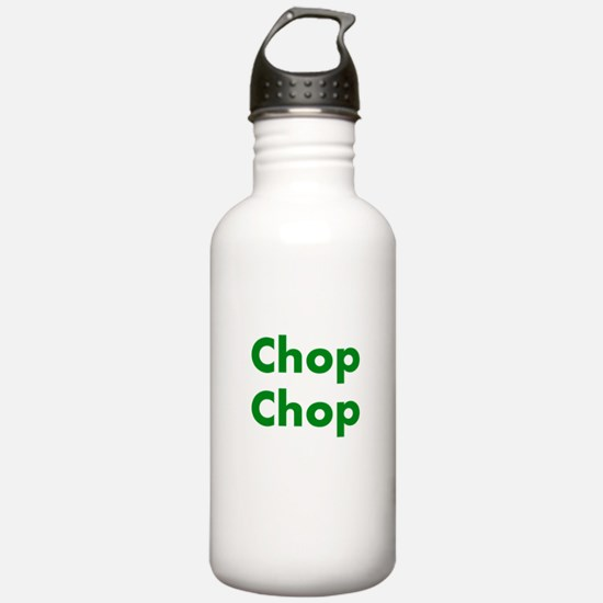 Chop Chop Water Bottle