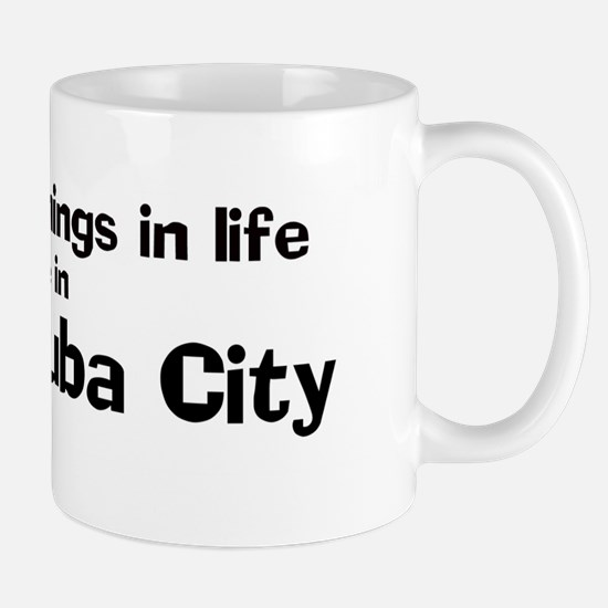 South Yuba City: Best Things Mug