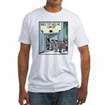 Wrld Txt Msg-ing Chmpshp Fitted T-Shirt
