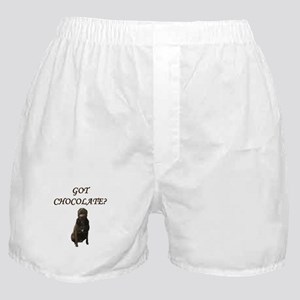 got chocolate? Boxer Shorts