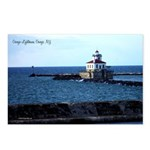 Oswego Lighthouse Postcards (Package of 8)