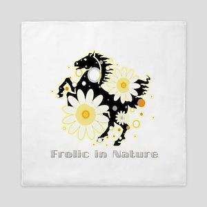 Frolic in Nature Queen Duvet