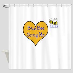 V.O.I.C.E Shower Curtain