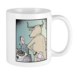 Angry Bull Mug