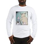 Angry Bull Long Sleeve T-Shirt