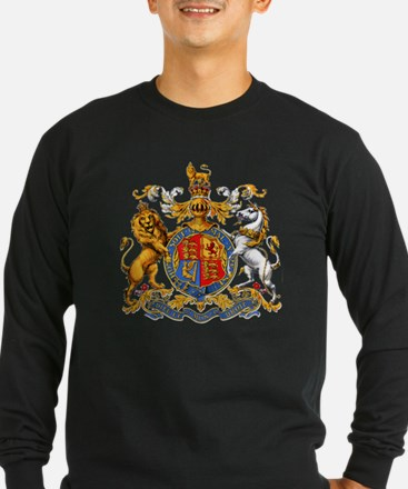 Royal Coat Of Arms T