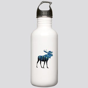 NORTHWOODS SUMMER NIGHT Water Bottle