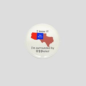 I Knew It! Mini Button