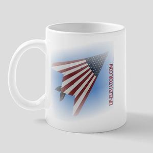 F117 Stars and Strips Mug