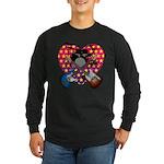 Power trio2 Long Sleeve Dark T-Shirt