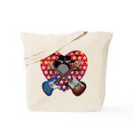 Power trio2 Tote Bag