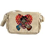 Power trio2 Messenger Bag