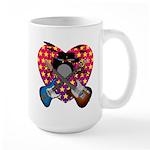 Power trio2 Large Mug