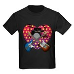 Power trio2 Kids Dark T-Shirt