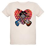 Power trio2 Organic Kids T-Shirt