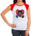 Power trio2 Women's Cap Sleeve T-Shirt