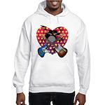 Power trio2 Hooded Sweatshirt