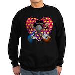 Power trio2 Sweatshirt (dark)