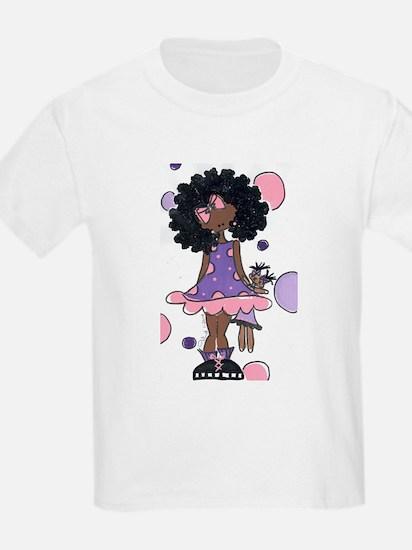 Unique African american women T-Shirt
