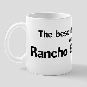 Rancho San Diego: Best Things Mug